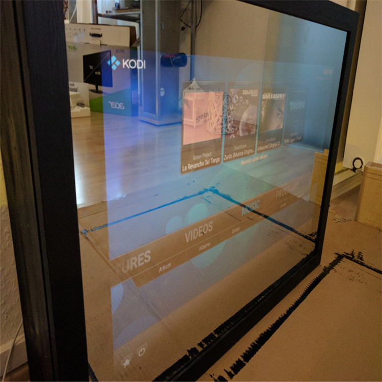 Magic Smart Mirror Touch screen silver Android smart mirror touch screen